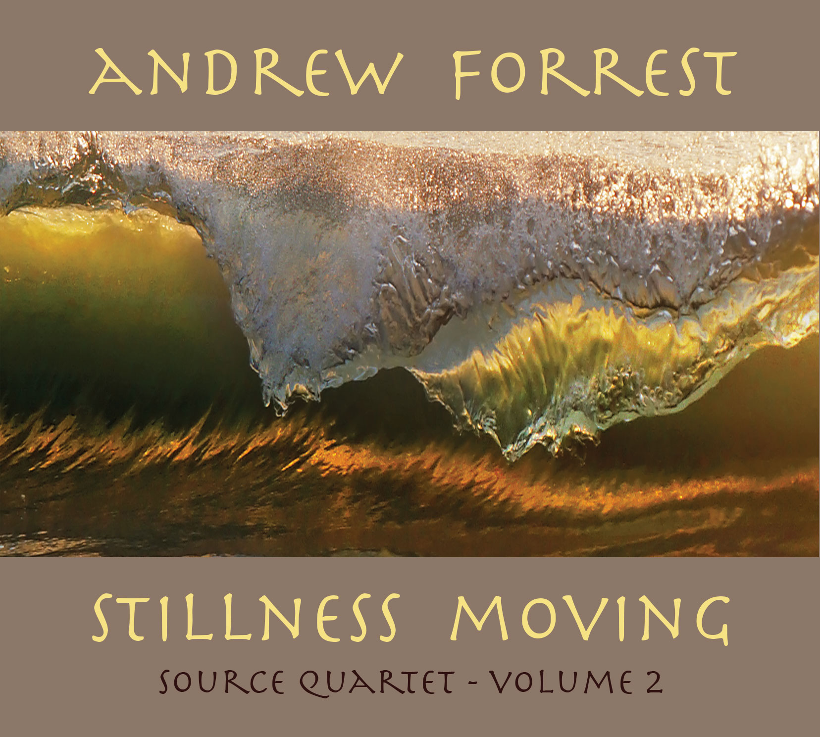 Andrew Forrest » Music CDs
